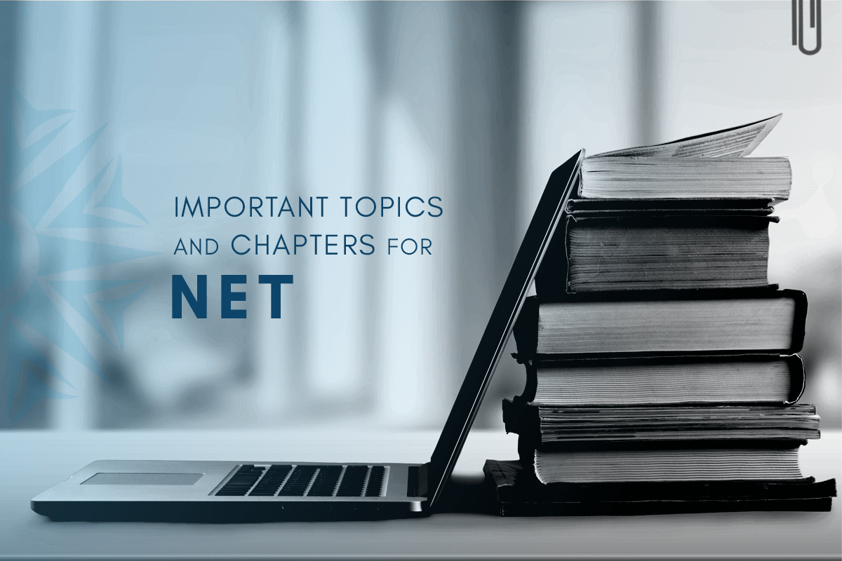 Important Chapters for NET